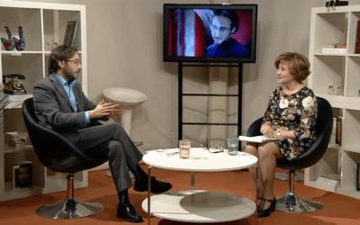 Edgar Martín, autor del GuíaBurros: Música clásica en Déjate de historias TV