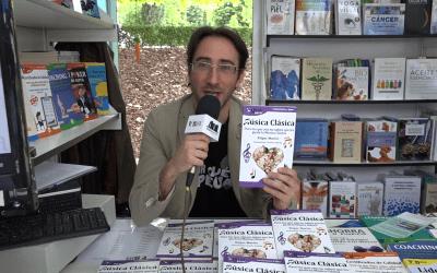 Casa de Letras se hace eco de la firma del GuíaBurros: Música clásica en la Feria del Libro 2018