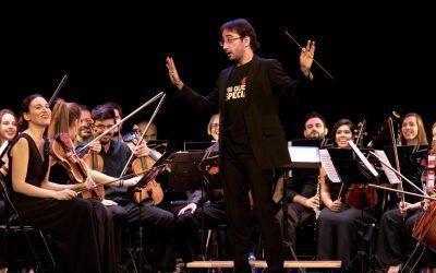 La orquesta sinfónica Camerata Musicalis ofrece conciertos didácticos para todos los públicos