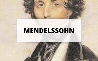 Mendelssohn (1809-1847): De profesión turista
