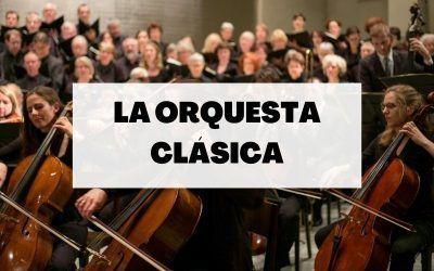 Descubre todo sobre la orquesta clásica
